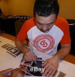 Kazushi Sakuraba Signed 8x10 Photo PSA/DNA COA Pride FC UFC Picture Autograph 2