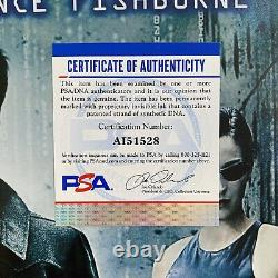 Keanu Reeves Signed Autographed Matrix 12x18 Photo Poster with PSA/DNA COA