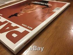 Kim Kardashian Paper Break The Internet Signed Magazine Psa/dna Coa Kanye West