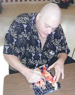 King Kong Bundy & Hulk Hogan Signed WWE 8x10 Photo PSA/DNA COA Wrestlemania II 2