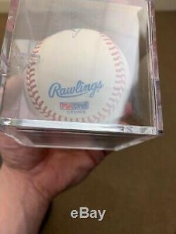 Kirby Puckett Autographed Baseball Psa Dna Coa