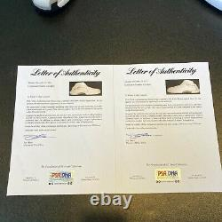 Kobe Bryant Signed 2000 Game Used Sneakers Shoes PSA DNA & Sports Investors COA