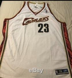 LeBron James Signed Autographed Cleveland Cavaliers Jersey COA PSA/DNA