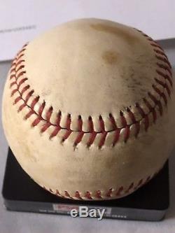 Mickey Mantle & Rod Carew Autod Baseball-PSA/DNA CoA