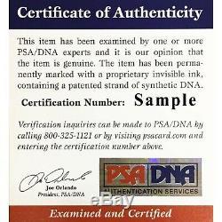 Miguel Cabrera Autographed Detroit Tigers Signed MLB Baseball PSA DNA COA Case