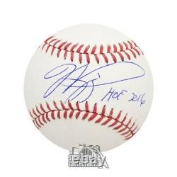 Mike Piazza HOF 2016 Autographed Official MLB Baseball PSA/DNA COA