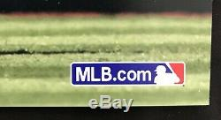 Mike Trout PSA DNA Auto Signed 8X12 Photo Hologram Matching COA