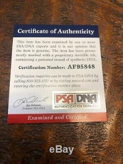 Mike Trout Signed 2012 All Star Jersey PSA DNA Coa Autographed Angels