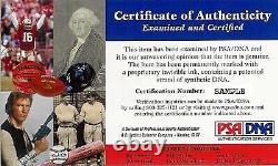 Mike Tyson Autographed Signed Magazine Page Photo Vintage PSA/DNA COA Q65572