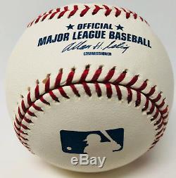 New York Yankees Alex Rodriguez Signed Baseball MLB AROD PSA DNA COA