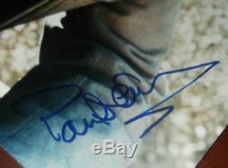PAUL NEWMAN Signed Photo 16x20 Butch Cassidy and Sundance Kid PSA/DNA COA