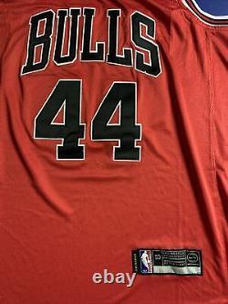 Patrick Williams Signed Jersey PSA/DNA COA Chicago Bulls Adult Large L