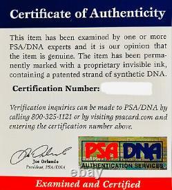 Pele's Soccer Signed Atari Video Game Brazil Autographed PSA DNA COA