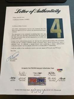 Pete Maravich Signed Atlanta Hawks Jersey The Only One Known PSA DNA & JSA COA