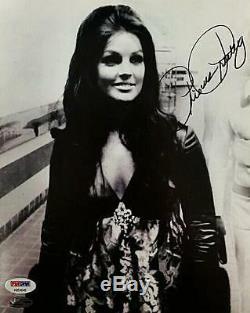 Priscilla Presley Signed 8x10 Photo #7 Auto Autograph Elvis with PSA/DNA COA