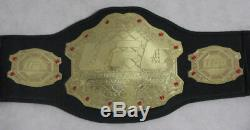 RONDA'ROWDY' ROUSEY Hand Signed Full Size UFC Championship Belt + PSA DNA COA