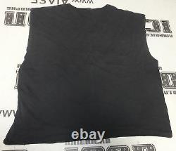 Raven Signed Ring Worn Used Batman Shirt PSA/DNA COA Autograph WWE WCW ECW TNA