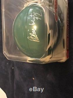 Reggie White Autographed Philadelphia Eagles mini helmet with PSA/DNA COA