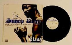 SNOOP DOGG Autographed Signed Framed Vinyl LP PSA DNA COA DR DRE EMINEM 50 CENT