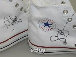 SNOOP DOGG RARE Hand Signed PAIR of SHOES L@@K 2 x PSA DNA COA DOGGFATHER