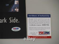 STAR WARS JAMES EARL JONES Hand Signed 11'x14' Photo + PSA DNA COA DARTH VADER