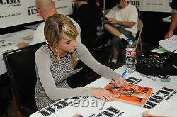 Sara Jean Underwood Signed Playboy Magazine PSA/DNA COA October 2005 Playmate G4