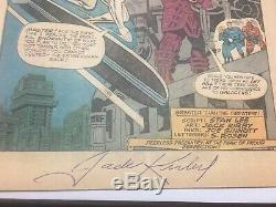 Stan Lee + Jack Kirby Signed Fantastic Four # 50 (1966) PSA/DNA COA SUPER KEY