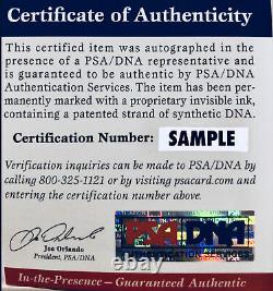 Steven Bauer + Al Pacino Authentic Signed Scarface 11x14 Photo PSA DNA ITP COA