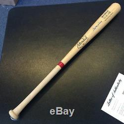 Ted Williams Signed Adirondack Game Model Baseball Bat PSA DNA COA