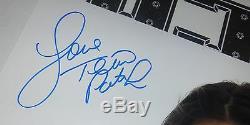 Tera Patrick Signed 20x30 Photo PSA/DNA COA Picture Poster Penthouse Autograph 3