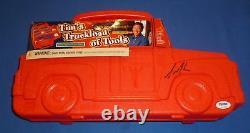 Tim Allen Signed RARE Home Improvement Official Tool Box PSA/DNA COA Autograph