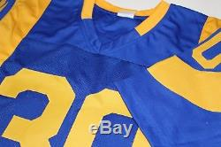 Todd Gurley LA Rams signed autographed football jersey PSA/DNA COA auto