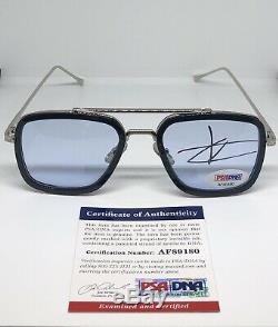 Tom Holland Signed Auto Edith Prop Glasses Spiderman Far From Home Psa/dna Coa