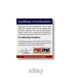 Tom Kenny SpongeBob SquarePants Signed Autographed Script PSA/DNA COA
