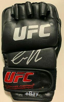 UFC MMA Legend Conor McGregor autographed signed UFC glove PSA/DNA COA AUTHENTIC