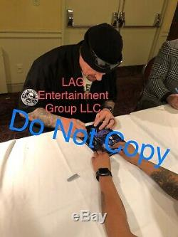 Undertaker Signed Autographed WWE 11x14 PSA DNA COA! #3