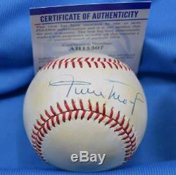 Willie Mays PSA DNA Coa Autograph National League ONL Hand Signed Baseball