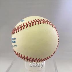 Yogi Berra It's Deja Vu All Over Again Signed Yogism Baseball PSA DNA COA